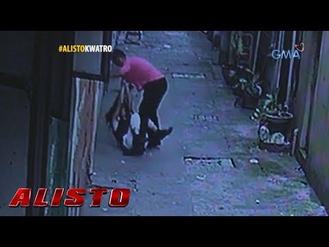 Alisto: Mga modus ng kawatan, caught on cam!