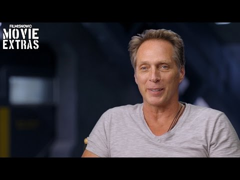 Independence Day: Resurgence  Onset with William Fichtner 'General Adams'