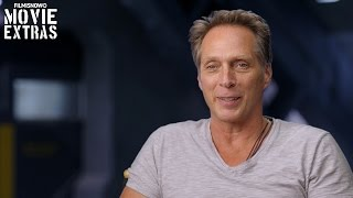 Independence Day: Resurgence | On-set with William Fichtner