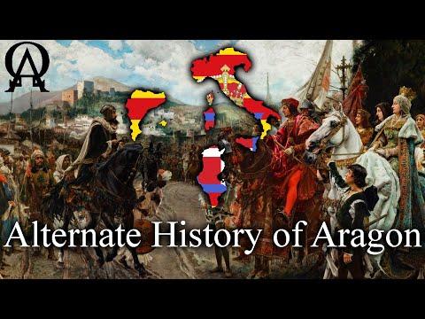 Alternate History Of Aragon (Alt History)