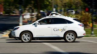 Google Drives Ahead in Race to Autonomous Cars
