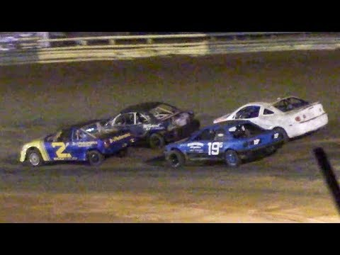 Sport Compact Feature | Tyler County Speedway | 6-30-18