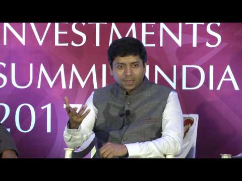 Alternative Investments Summit India 2017-  Decoding Private Equity Through An Entrepreneur's Lens