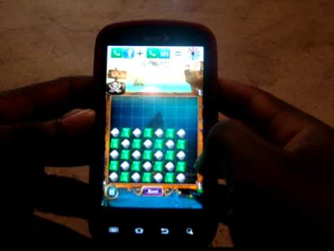 Jewels Deluxe Level 58 Android Phone