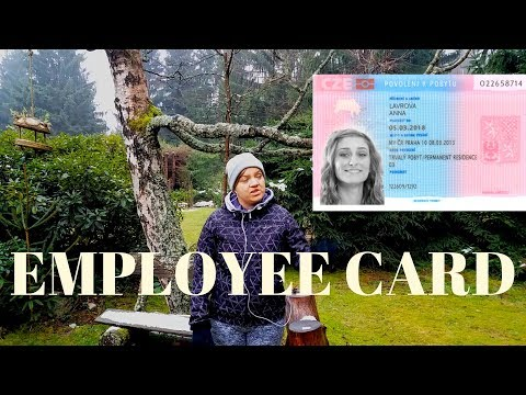 How to get the Employee Card? | Brno Expat Guide Ep 7