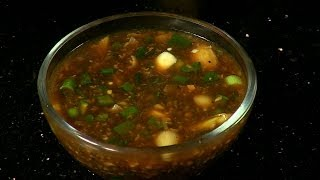 How To Make Hot & Sour Soup By Archana