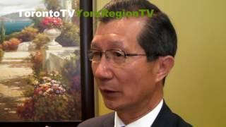 Michael Chan MPP, 20120907
