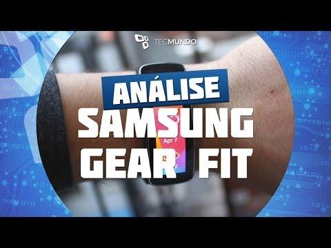 Samsung Gear Fit [Análise] - Tecmundo