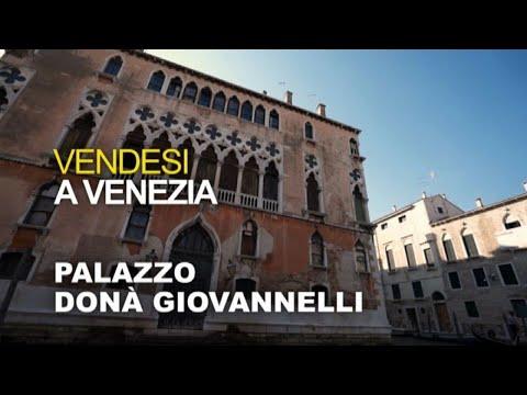 Venezia, Palazzo Donà Giovannelli Forse Futuro Hotel Di Lusso