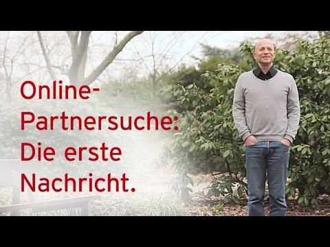 Online partnersuche erste nachricht
