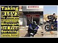 R15V3 | Third Free Servicing | Total Cost | Sightseeing of Jodhpur | full day vlog