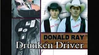 Donald Ray Drunken Driver
