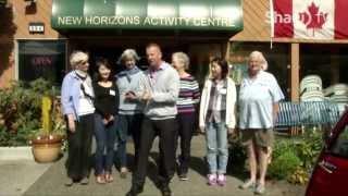 James Bay New Horizons on Shaw TV