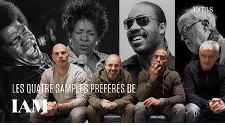 Les quatre samples préférés du groupe de rap IAM