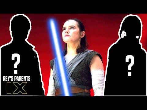 Star Wars! Rey