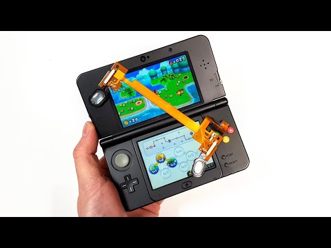 Fixing A New 3DS With BROKEN 3D!