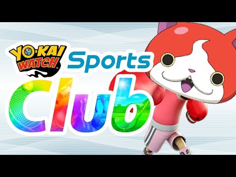 YO-KAI WATCH 2 - ÉPISODE 46 FR : YO-KAI SPORTS CLUB, CENTRE SPORTIF !