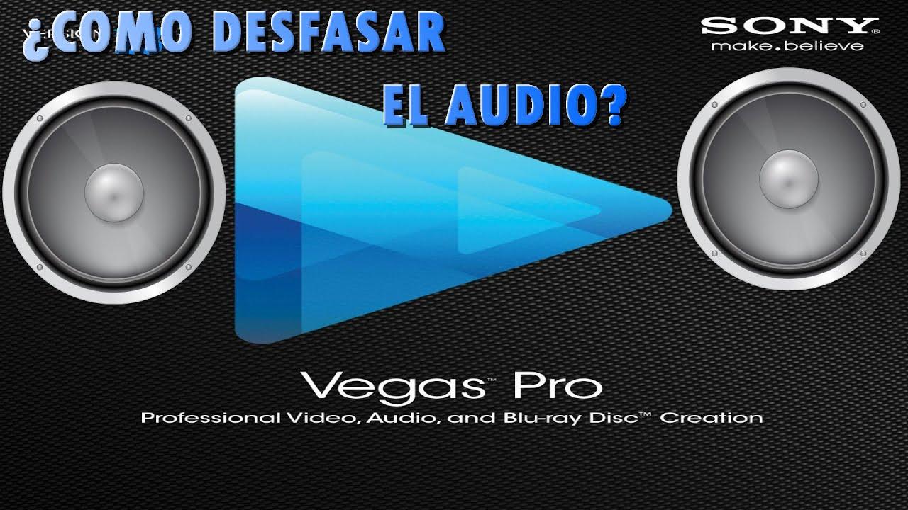 Como Separar El Audio De Un Video En Sony Vegas Pro 13 Evergon Youtube