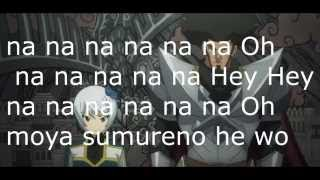 Repeat youtube video Fairy Tail - Oppening 15 (2014) LYRICS