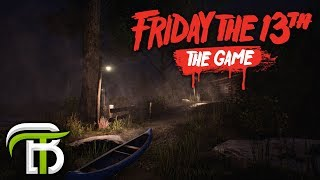 FRIDAY THE 13th GAME | MAKING JASON RAGE QUIT