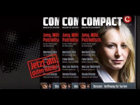 Diskussion zu COMPACT 2/2017: Jung. Wild. Patriotisch.