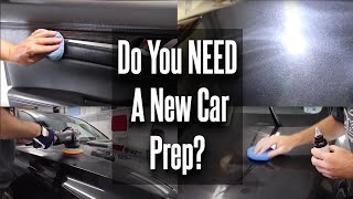Why A New Car Prep Is Important / Dr. Beasleys Products / Mazda CX5
