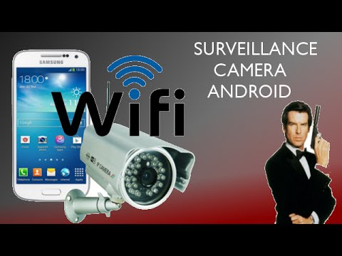 [TUTO] Comment faire un système de vidéo surveillance (Androïd  PC) [WIFI FACILE  FREE]