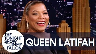 Queen Latifah Reveals Tiffany Haddish