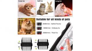 Casifor Dog Grooming Clippers Kit Prices - Ratings & Reviews Available!!!
