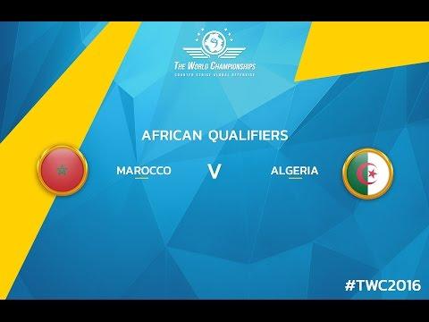 CS:GO - Marocco vs. Algeria [Cobblestone] - TWC 2016
