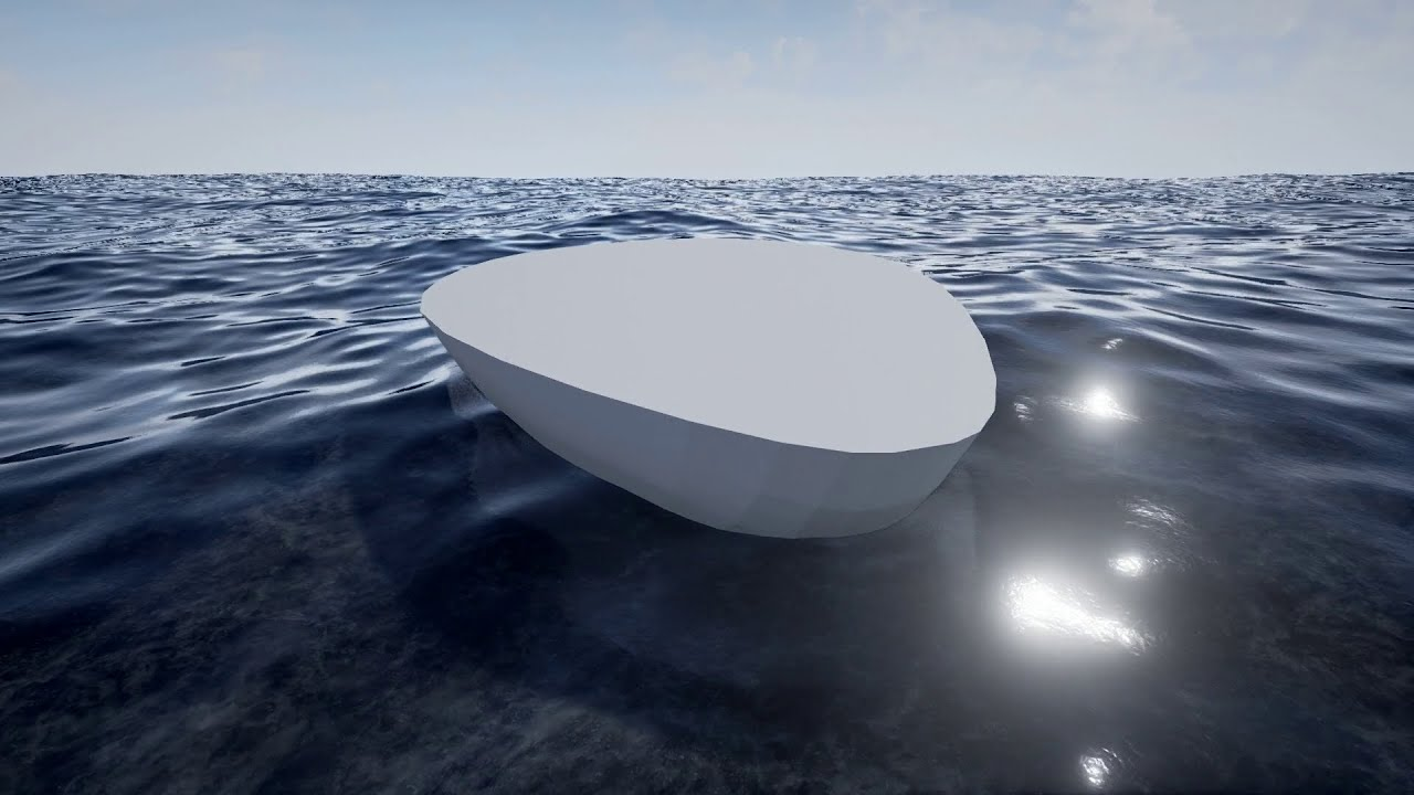 Developing an Ocean Shader for Unreal Engine 4 - Graphics and GPU