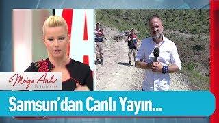 Samsun'dan canlı yayın...  - Müge Anlı ile Tatlı Sert 28 Mayıs 2019