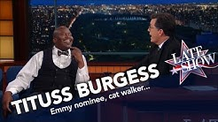 Tituss Burgess Is Totally Crushing It