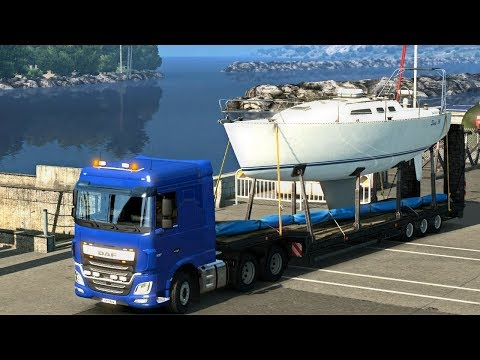 WE'RE OFF TO BUY A NEW SCANIA | Euro Truck Simulator 2 | Par