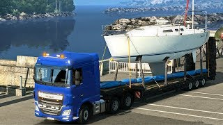 WE'RE OFF TO BUY A NEW SCANIA | Euro Truck Simulator 2 | Part 1 of 2