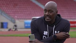 #dowhatyoucant: Die Alhassane Baldé Story