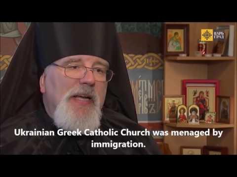 Ex Jesuit exposes evil role of Greek-Catholic Uniates in Ukraine