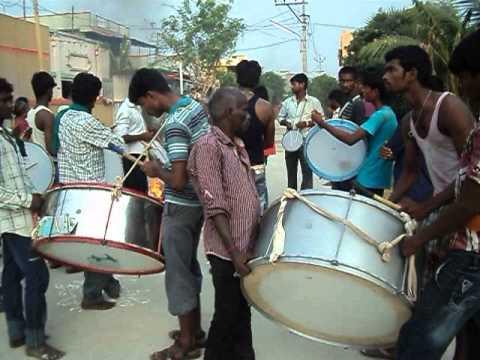 kuthu drums