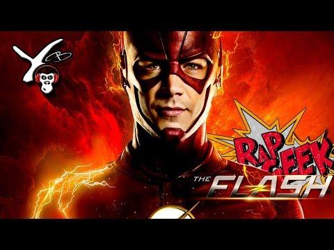 RAP Homenagem #12 | Barry Allen REMIX (The Flash) - Yuri Black | Beat: Jordan Beats