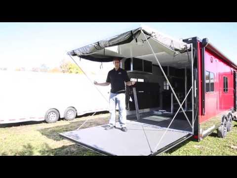 ATC Toy Hauler Tutorial - Patio/Three Season Room