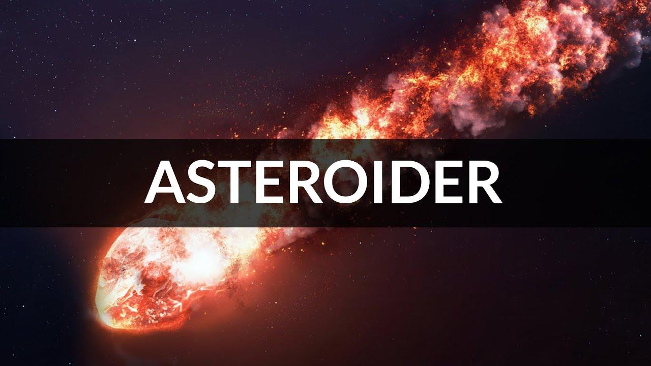 Asteroider - Rummet og vores solsystem - Natur og teknologi på hovedet - NTPH