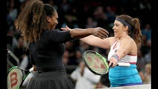 Serena Williams vs Marion Bartoli - Tiebreak Tens 2018