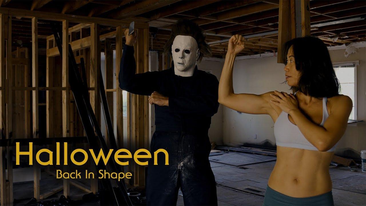 Halloween 2020 The Shape Is Back Halloween: Back In Shape   Short Film   Michael Myers Kills