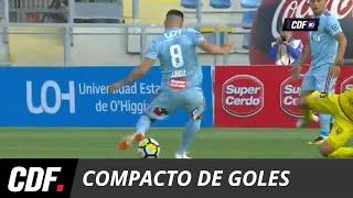 O'Higgins 4 - 2 U. de Concepción | Torneo Scotiabank 2018 | Fecha 28 | CDF