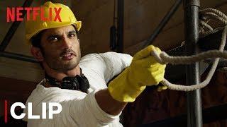 Sushant Singh Rajput and Jacqueline Fernandes' Robbery Scene | Drive | Netflix India