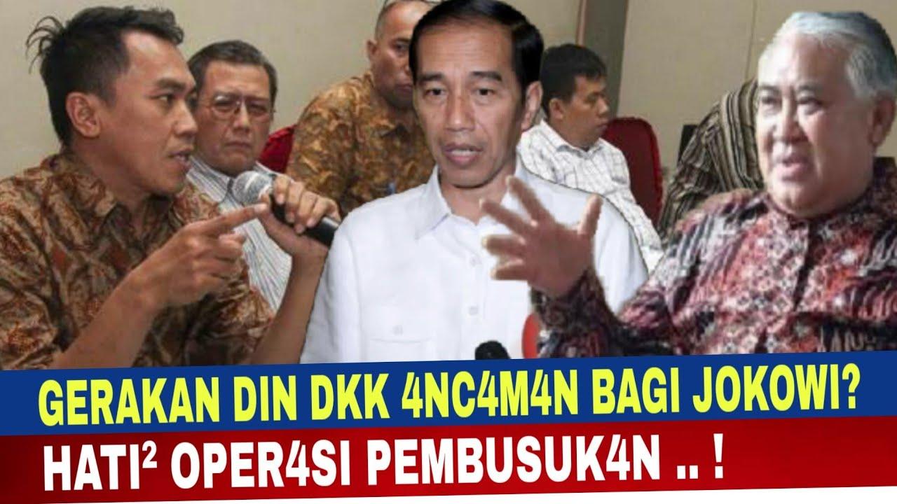 NEWS UPDATE HARI INI ~Din Syamsuddin dkk Bikin Jokowi Pusing !