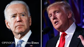 Opinion: Undecided voters discuss Biden and Trump town halls
