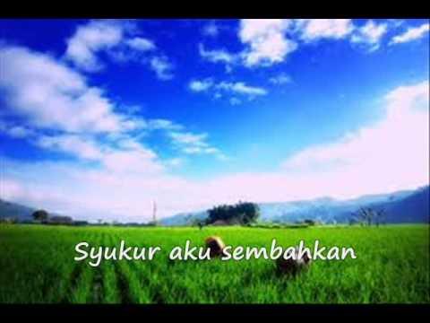 Lagu Perjuangan / Lagu Wajib - Syukur (lirik) (SMA N 1 DEMAK)