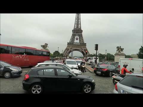 Paris 8Ride Bus to Montparnasse