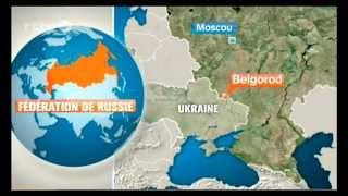 Репортаж бельгийского RTBF из Белгорода